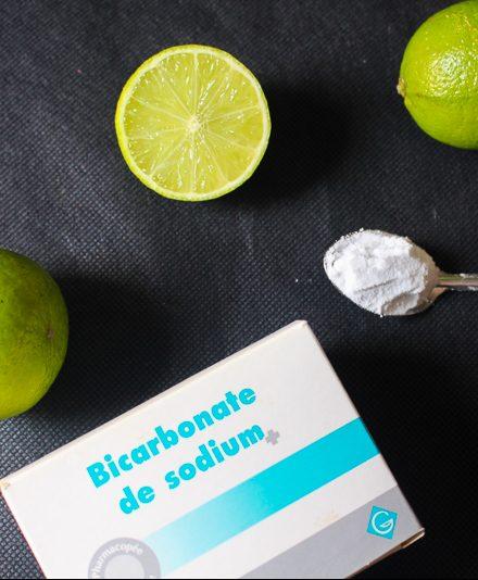 citron vert bicarbonate