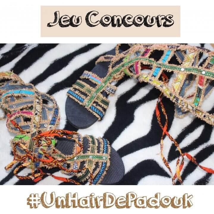 JEU CONCOURS : Un Hair de Padouk
