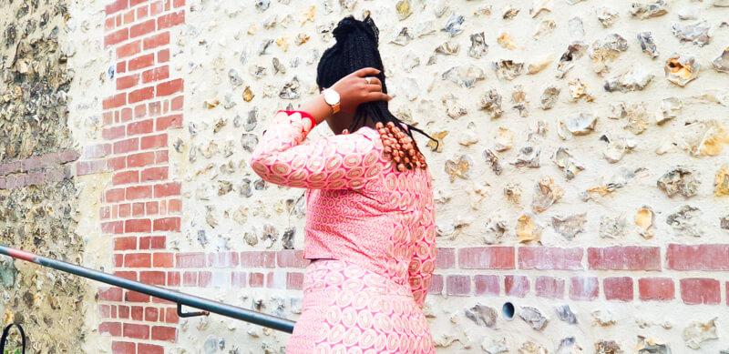 pagne femme noire