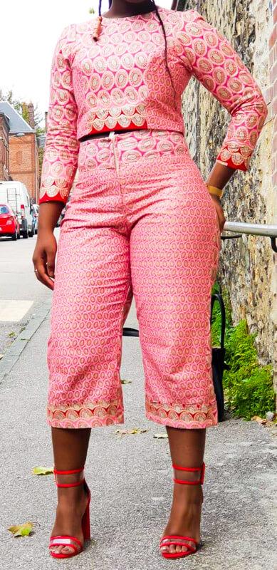 femme noire Max