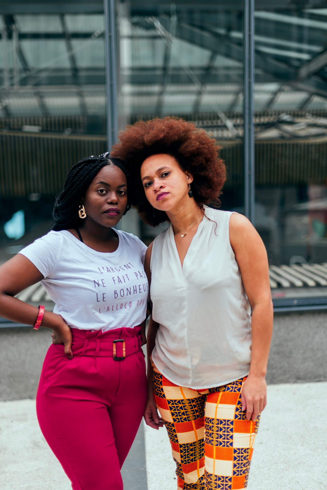 bomb afro blogueuse gabonaise