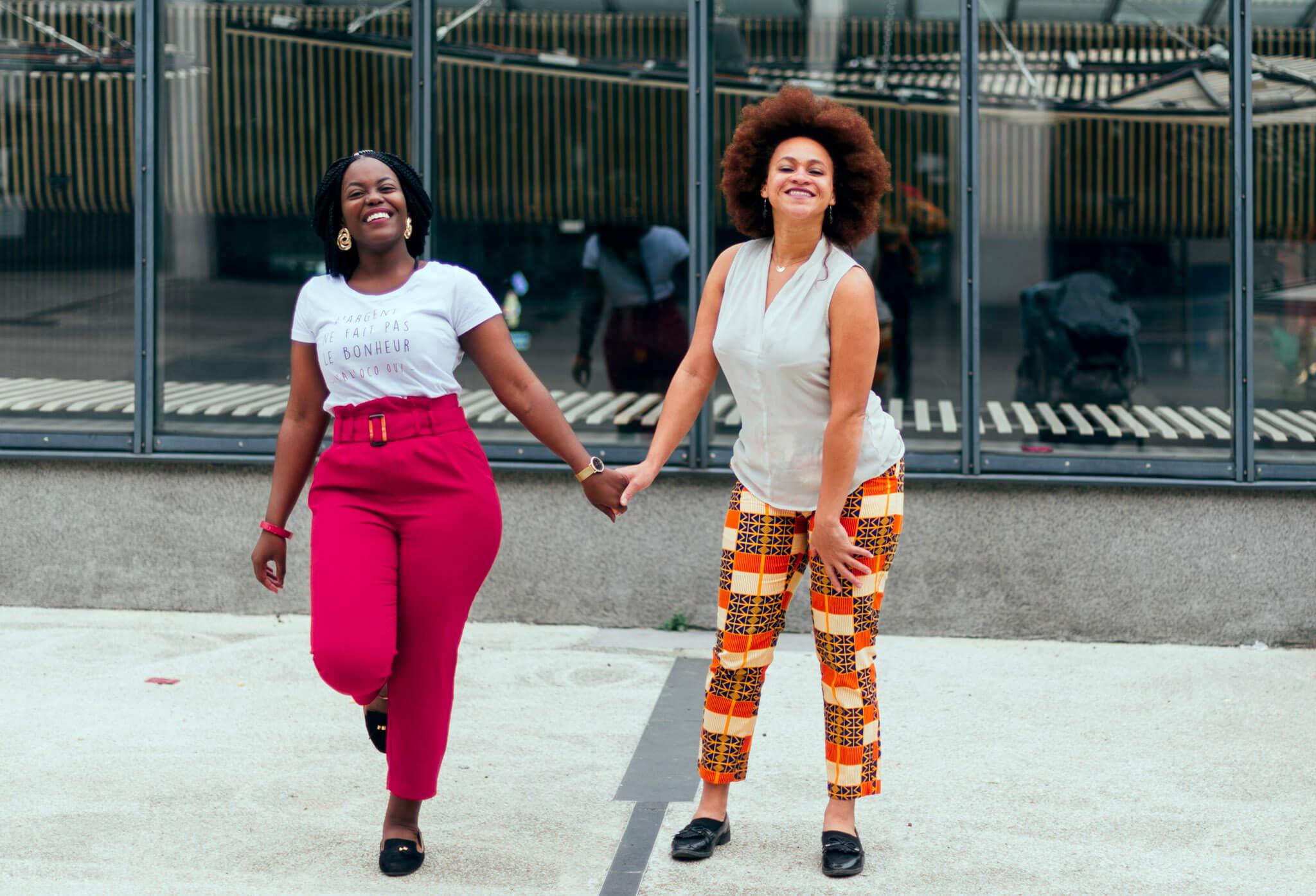 femmes noires sororite