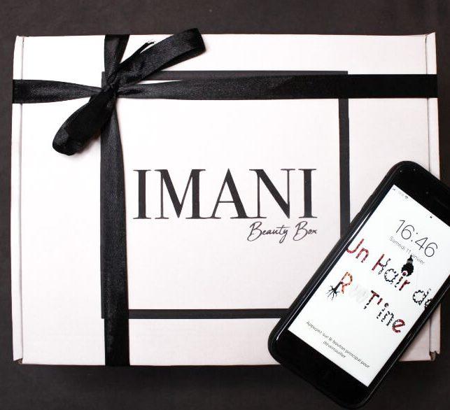 Un hair de Imani la box beauté