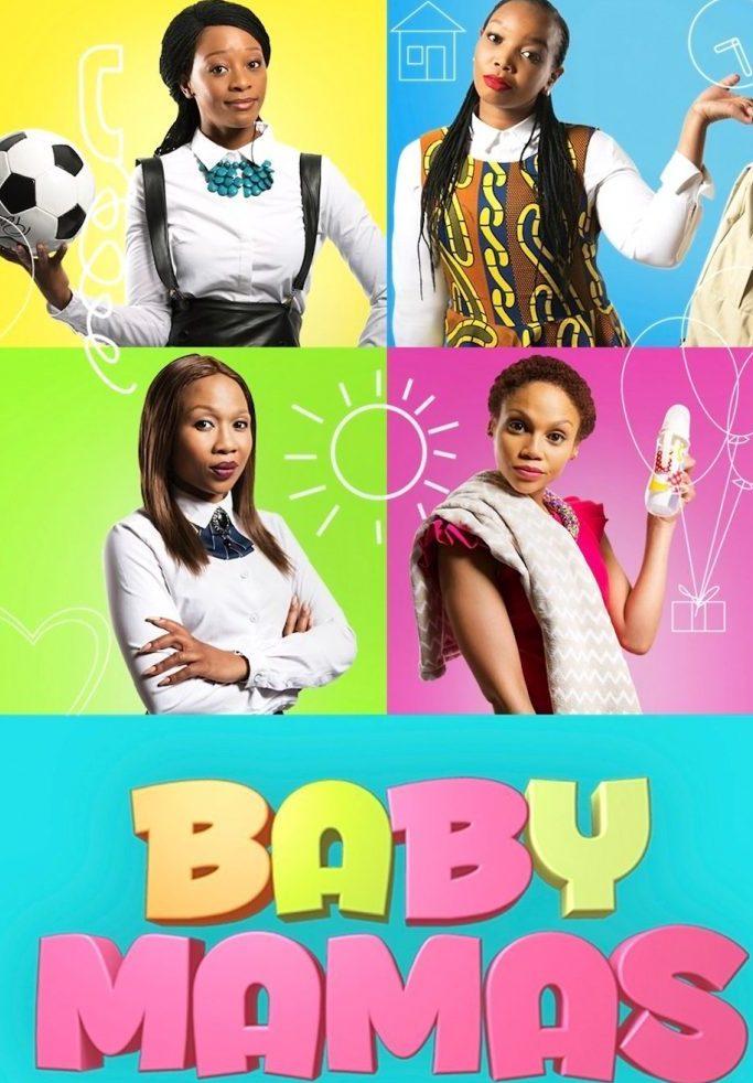 baby mamas film